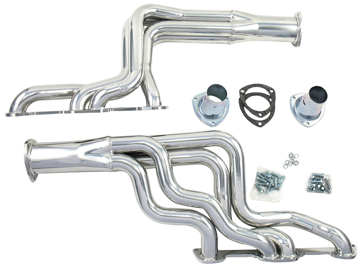 1967 gto exhaust parts pictures