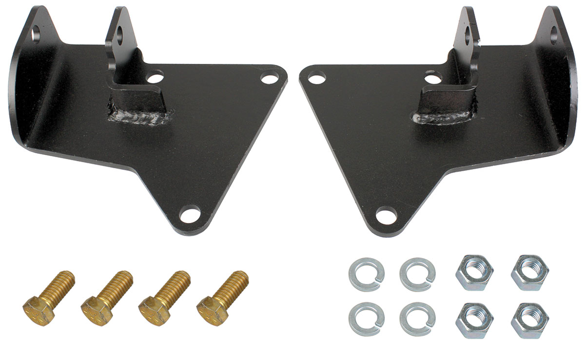 Restoparts Motor Conversion Mounts Chevrolet Steel Plates