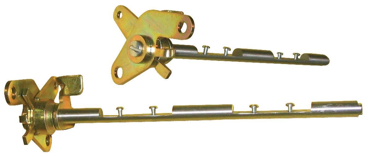 Gto Quadrajet Shaft Amp Bracket Kit Fits 1967 70 Gto Opgi Com