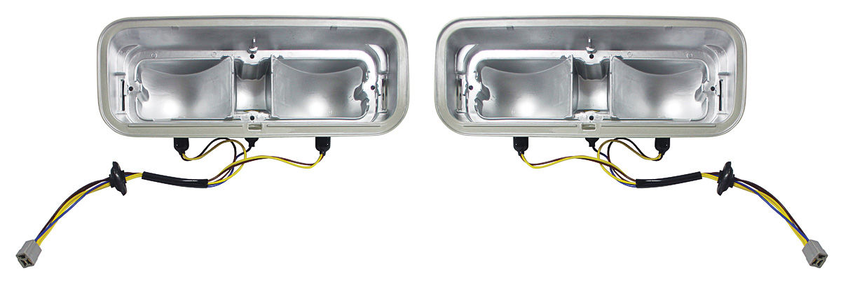 tail lamp housing 1968 gto opgi com rh opgi com 1966 GTO Tail Lights Pontiac GTO Logo