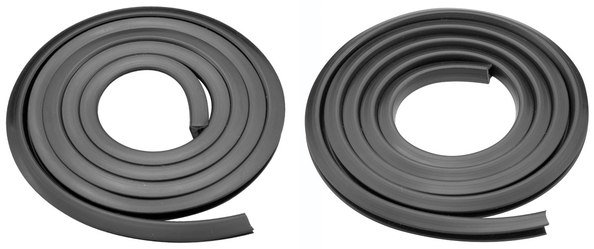 Quarter Panel Extension Seal Gto Amp Lemans Fits 1965 Gto