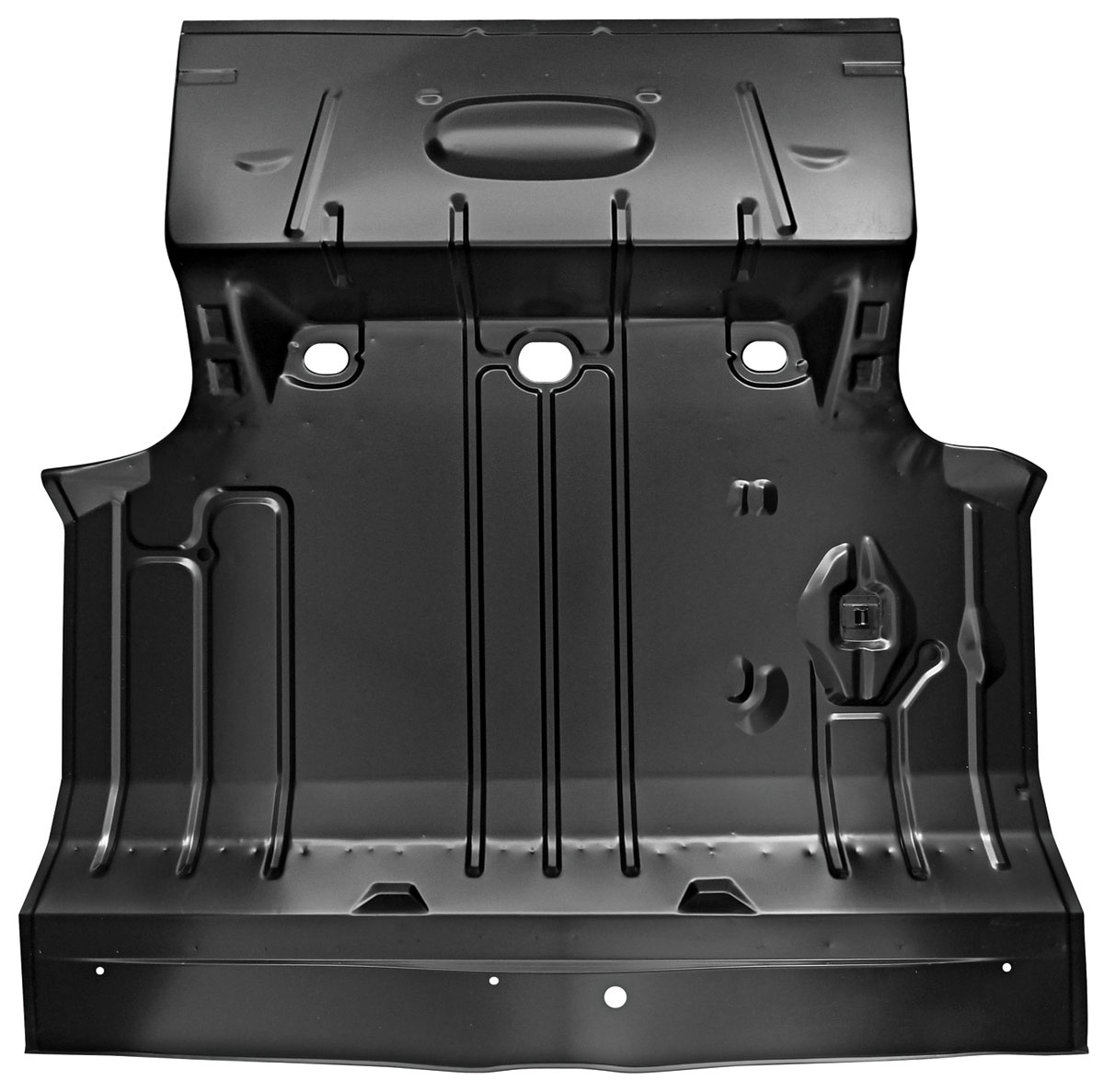 1964 67 Gto Trunk Floor Complete For Years 1964 1965