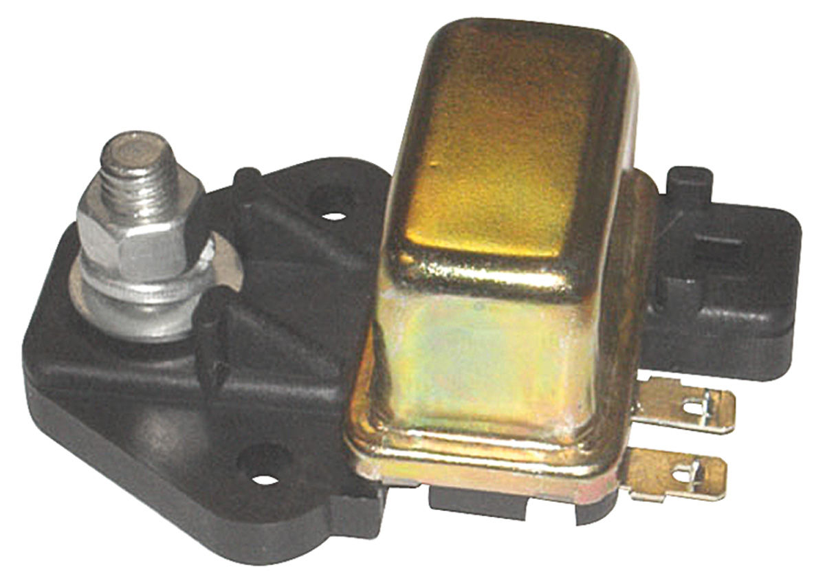 Gto Horn Relay W Junction Stud Fits 1964 Gto Opgi Com