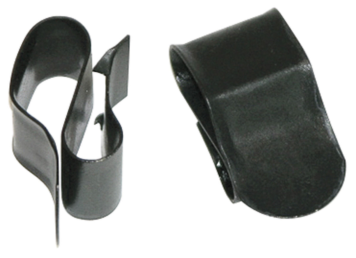 wire harness clips steel fits 1964 77 el camino. Black Bedroom Furniture Sets. Home Design Ideas