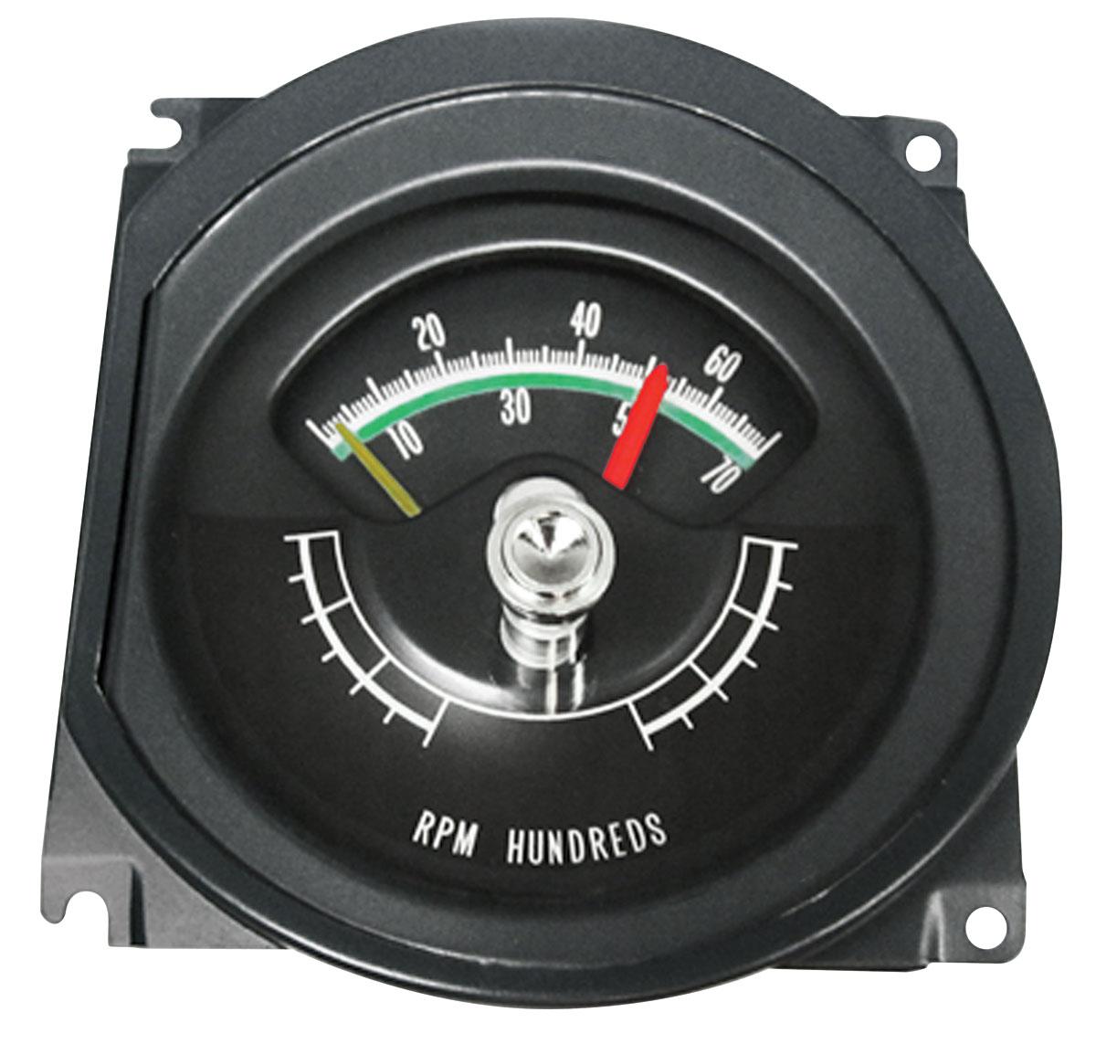 Tachometer In Dash Gto Fits 1964 Gto Opgi Com