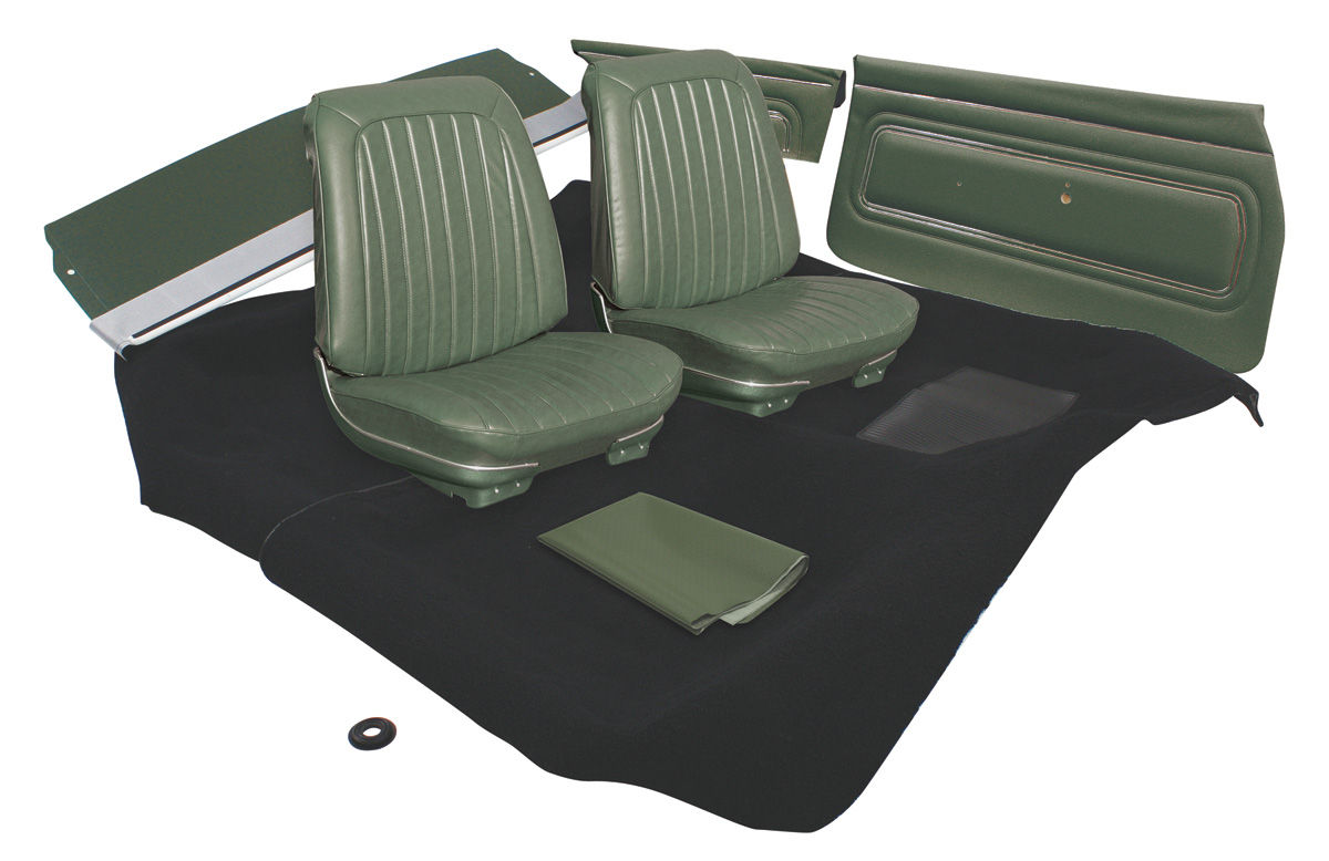 1966 gto interior kit  stage i  coupe   opgi com