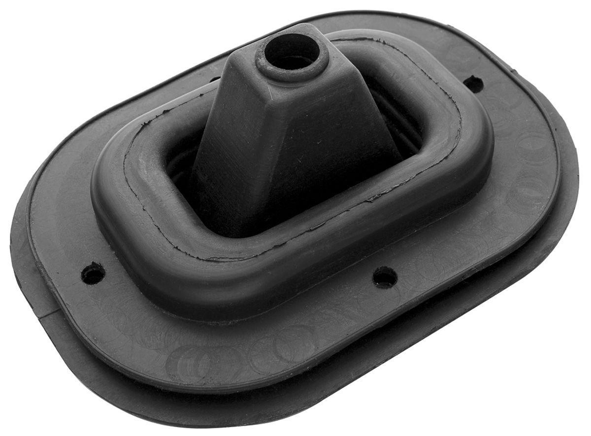 Restoparts Gto Shifter Boot Rubber Manual All Fits 1968 72 Gto Opgi Com