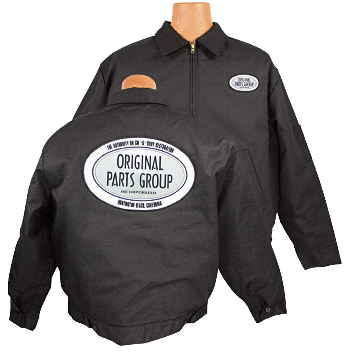 original parts group jacket long. Black Bedroom Furniture Sets. Home Design Ideas
