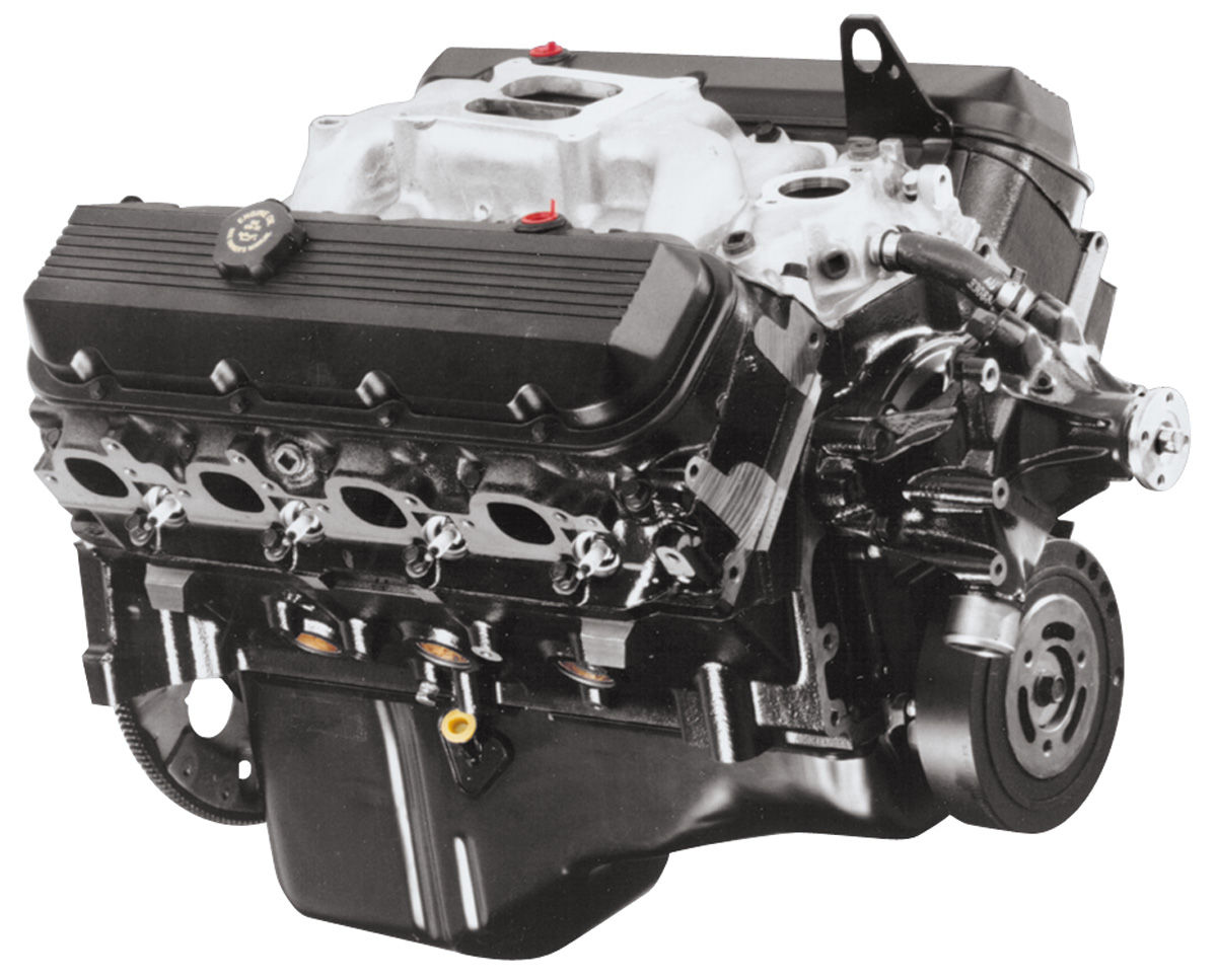 Gm Performance Parts Malibu Engine 502 Ho Big Block Fits