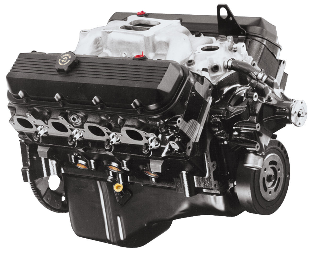 1978-88 Monte Carlo Engine, 454 HO Big-Block, by GM for ...