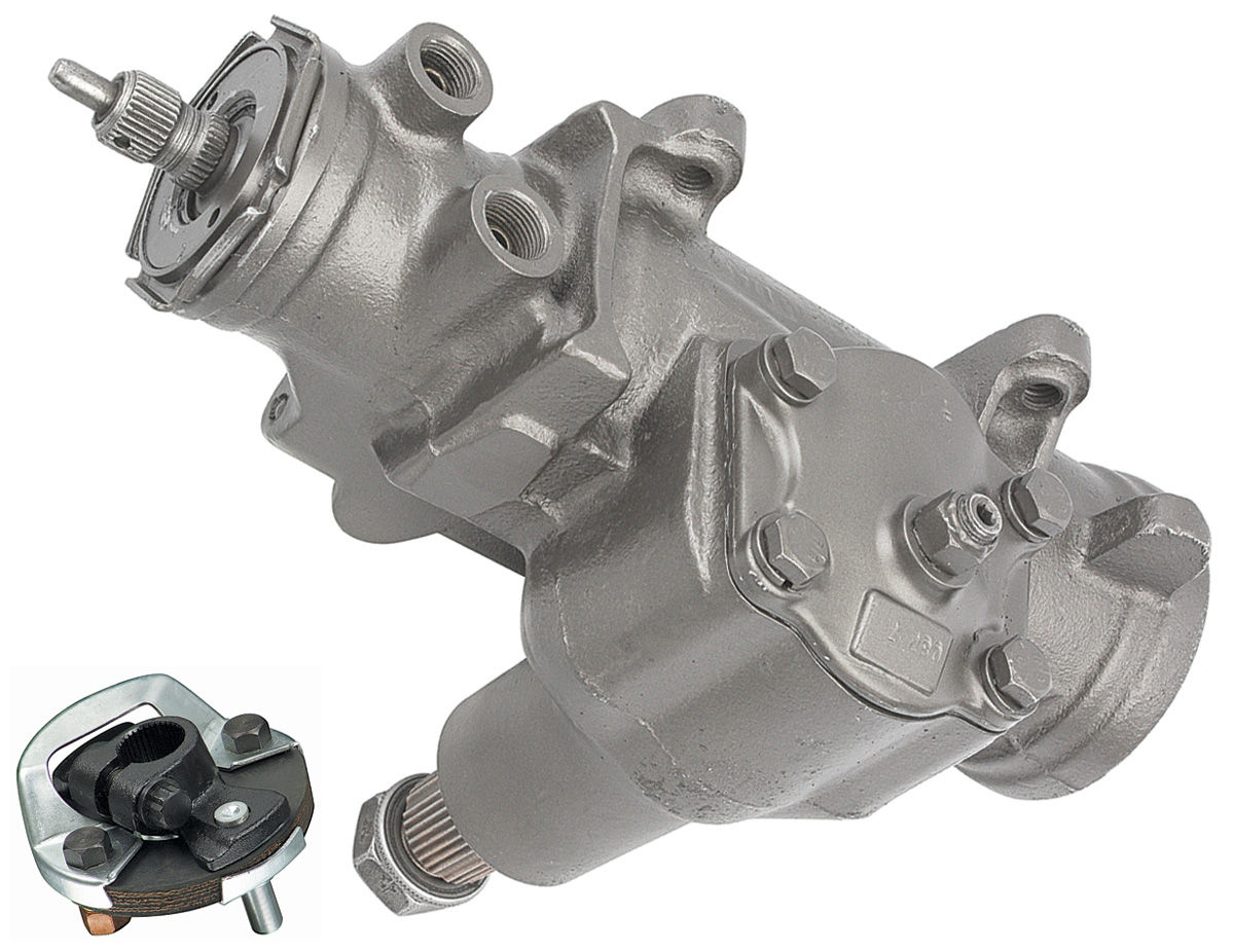 Chevelle Steering Gearbox 1977 Quick Ratio Power Fits