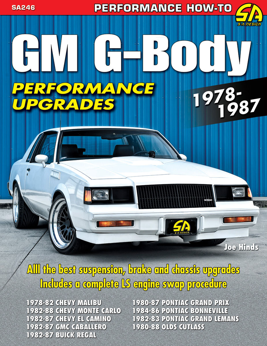 GM G-Body Performance Upgrades