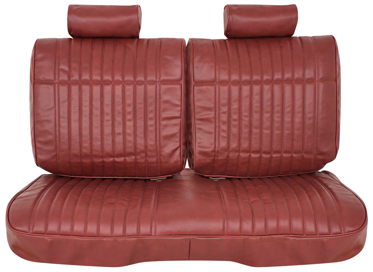 Seat Upholstery 1978 82 Split Back Bench Malibu 2 Door And Monte Carlo Front Rear Vinyl W O