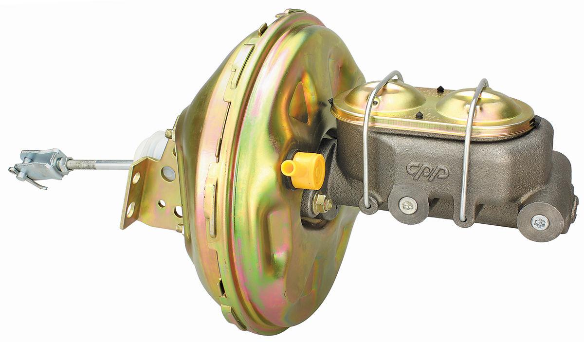 Cpp Cutlass 442 Booster W Disc Brake Master Cylinder