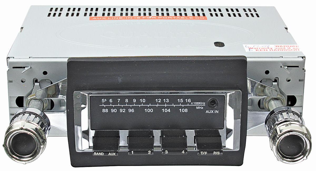 19701972 Monte Carlo Stereo Vintage Car Audio 300 Series Black Rhopgi: 1970 Monte Carlo Radio At Gmaili.net