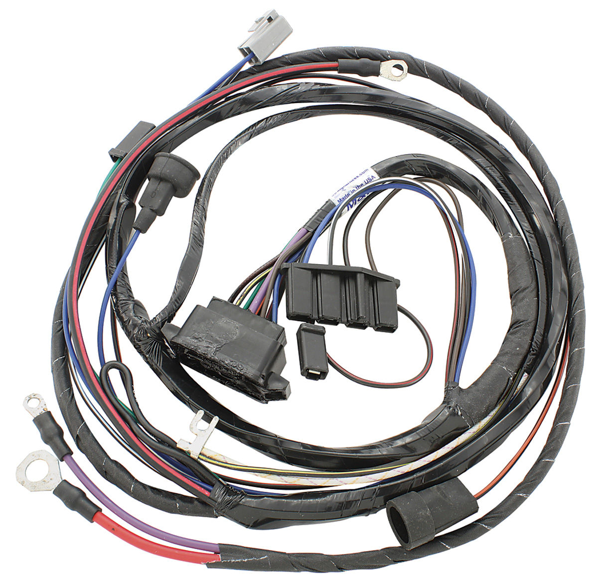 wire harness 1967 gto opinions about wiring diagram u2022 rh voterid co