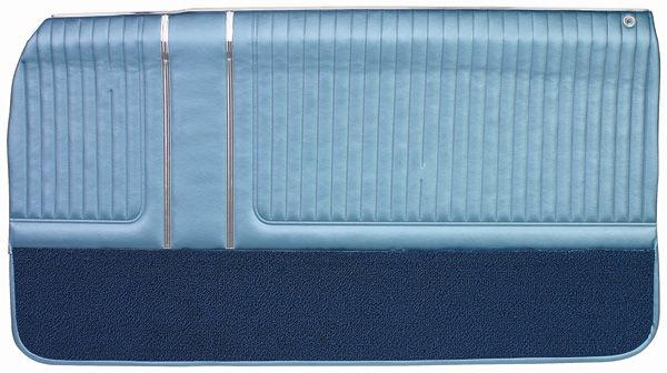 Pui Door Panels 1965 Bonneville Grand Prix Amp Parisienne