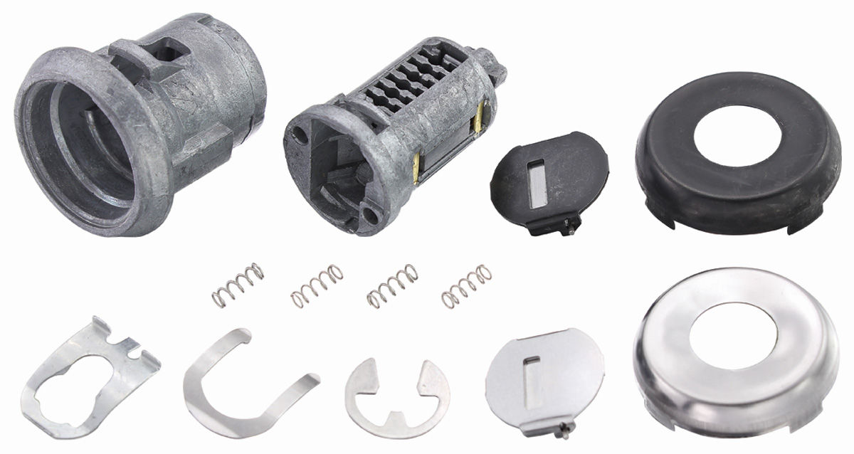 General Motors Chevelle Door Lock Parts Kit No Keys Fits