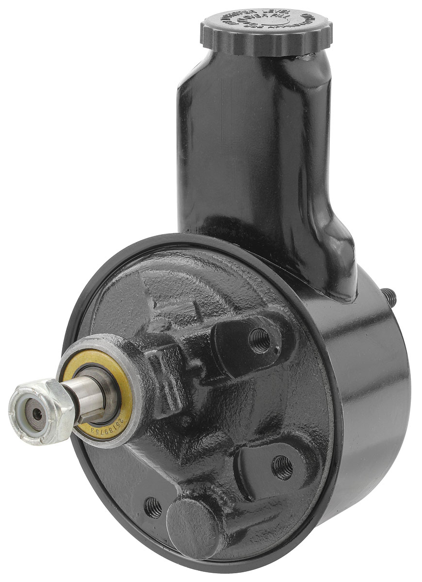 Chevelle Reproduction Power Steering Pump And Reservoir