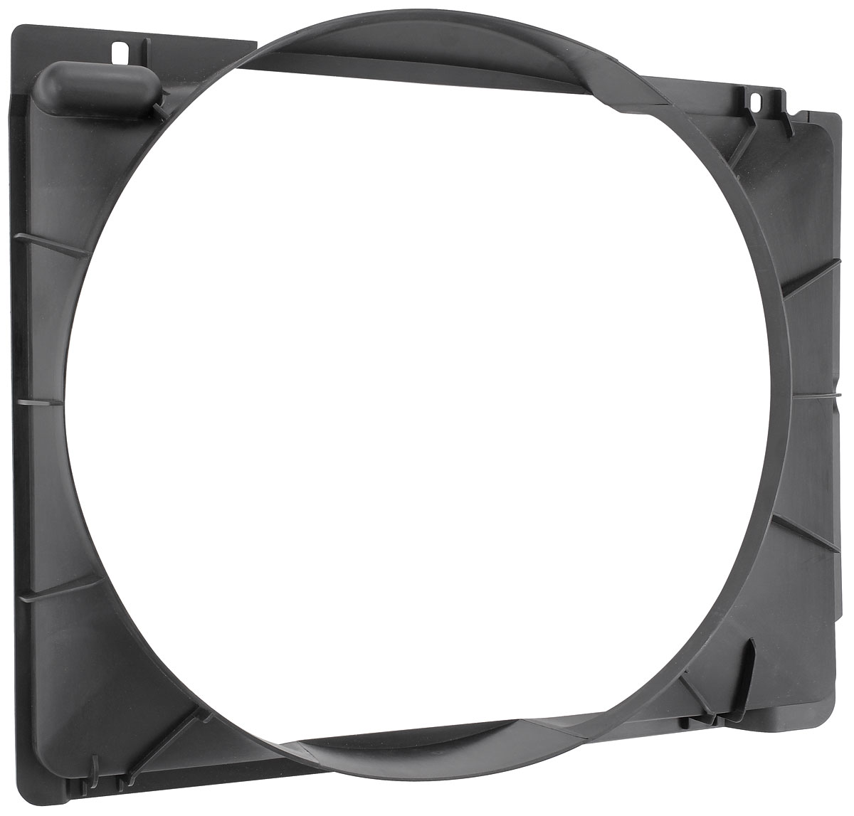Fan Shroud, Big-Block plastic-molded