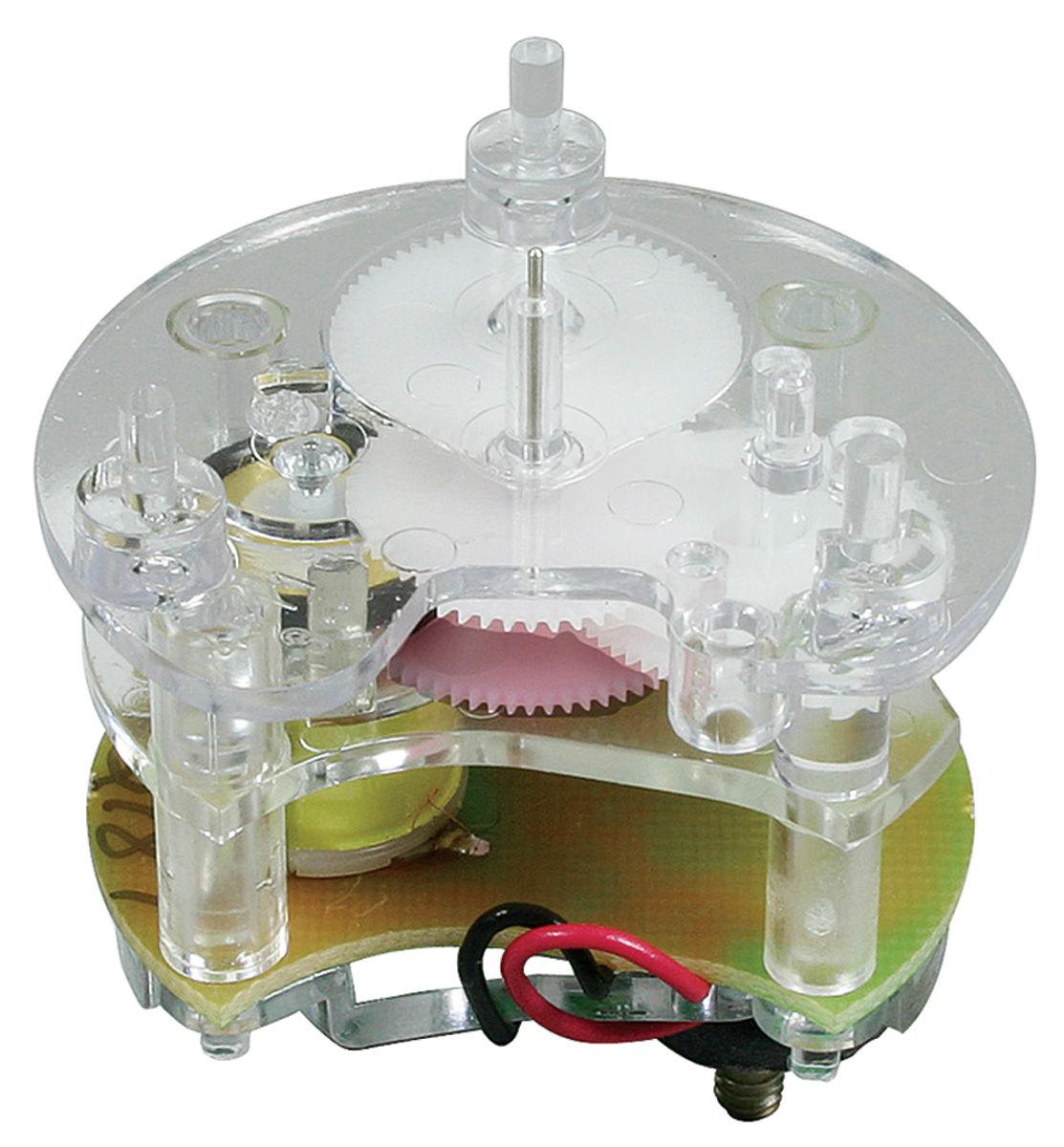 Clock Conversion Kit Quartz Grand Prix Fits 1963 67 Grand