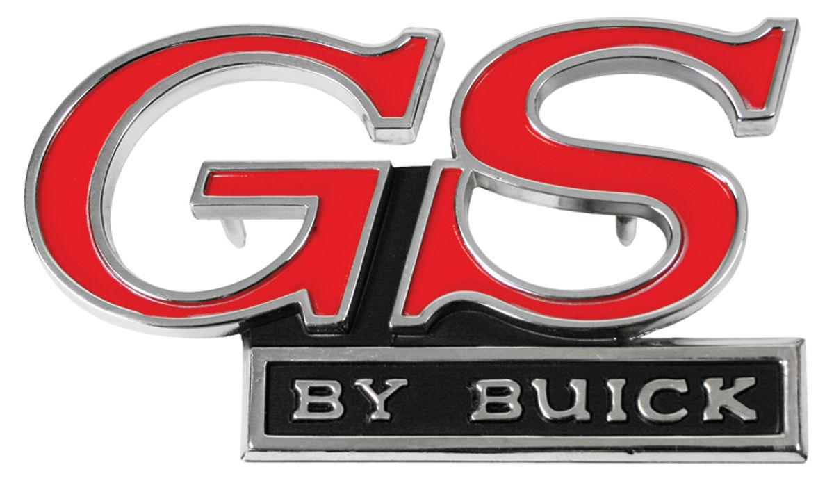 Skylark Grille Emblem 1970 Gs By Buick Opgi