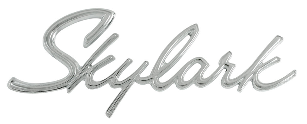quarter panel emblem  1964
