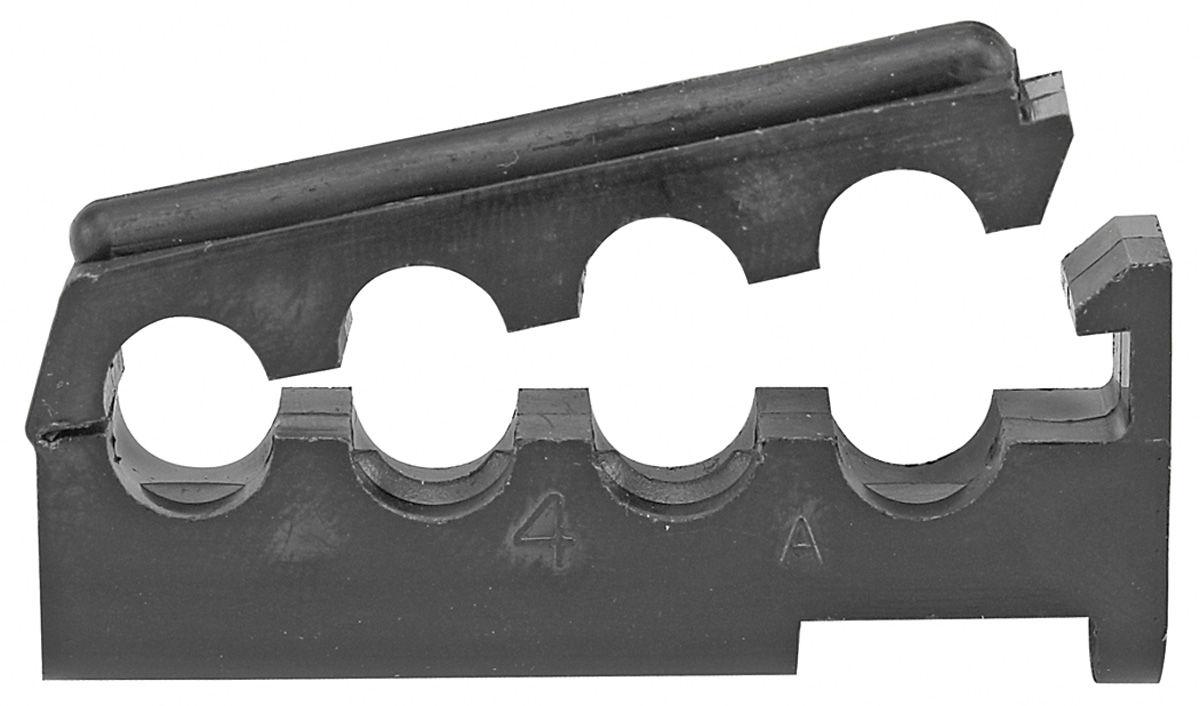 1967-72 Skylark Spark Plug Wire Retainer, Plastic Front, 4 Wire, 7 ...