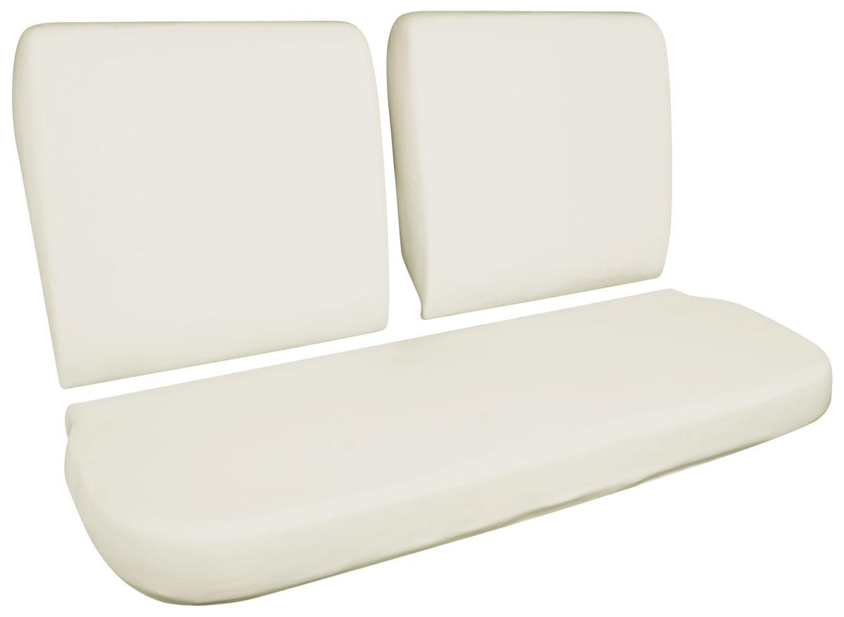 Restoparts Skylark Seat Foam Custom Molded Split Bench W