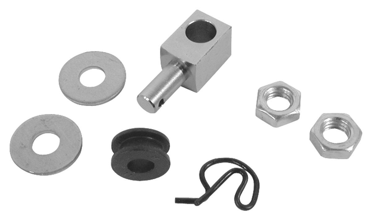 Chevelle Floor Shifter Swivel Assembly 1964 67 Powerglide W Console Chevy Linkage Hardware Kit Automatic Transmission