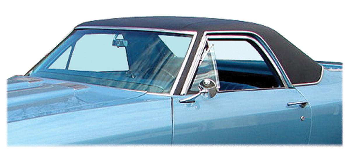 1968 72 El Camino Vinyl Top Cab Only Opgi Com