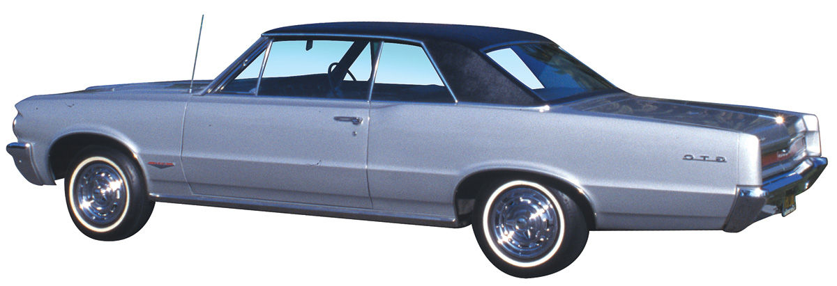 1964 65 Gto Vinyl Top 2 Dr Coupe Opgi Com