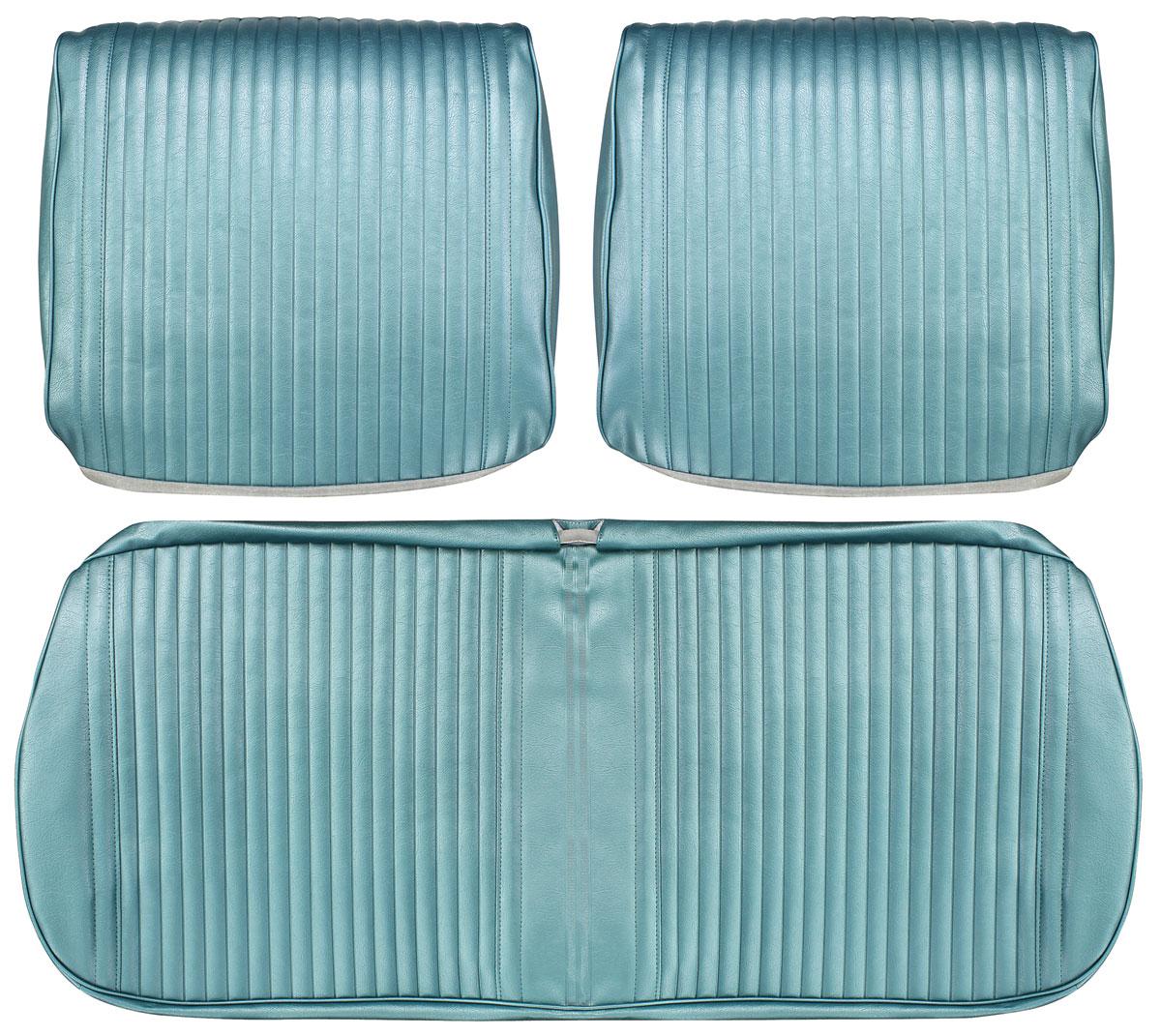Pui El Camino Seat Upholstery 1964 Reproduction Vinyl Split Bench