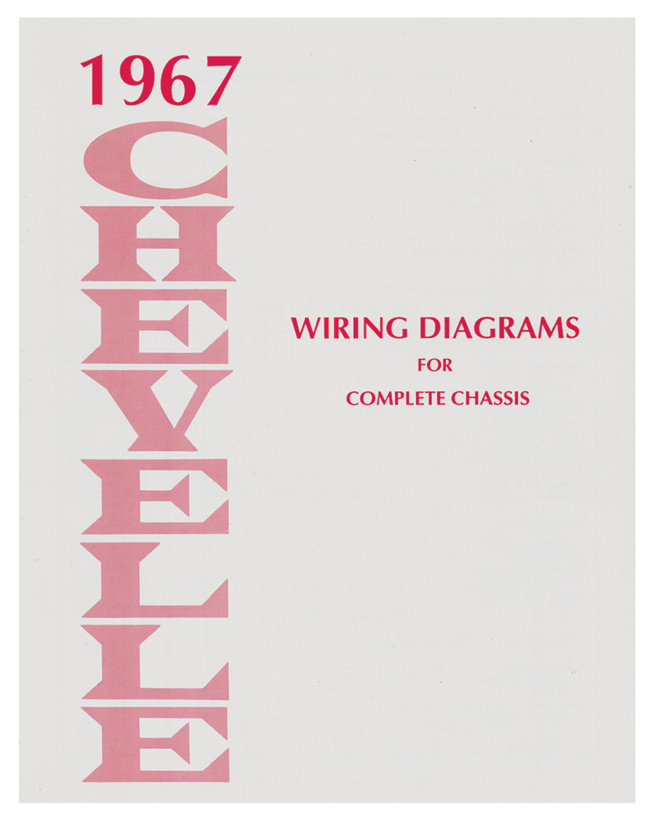 chevelle wiring diagram manuals com 1967 chevelle wiring diagram manuals click to enlarge