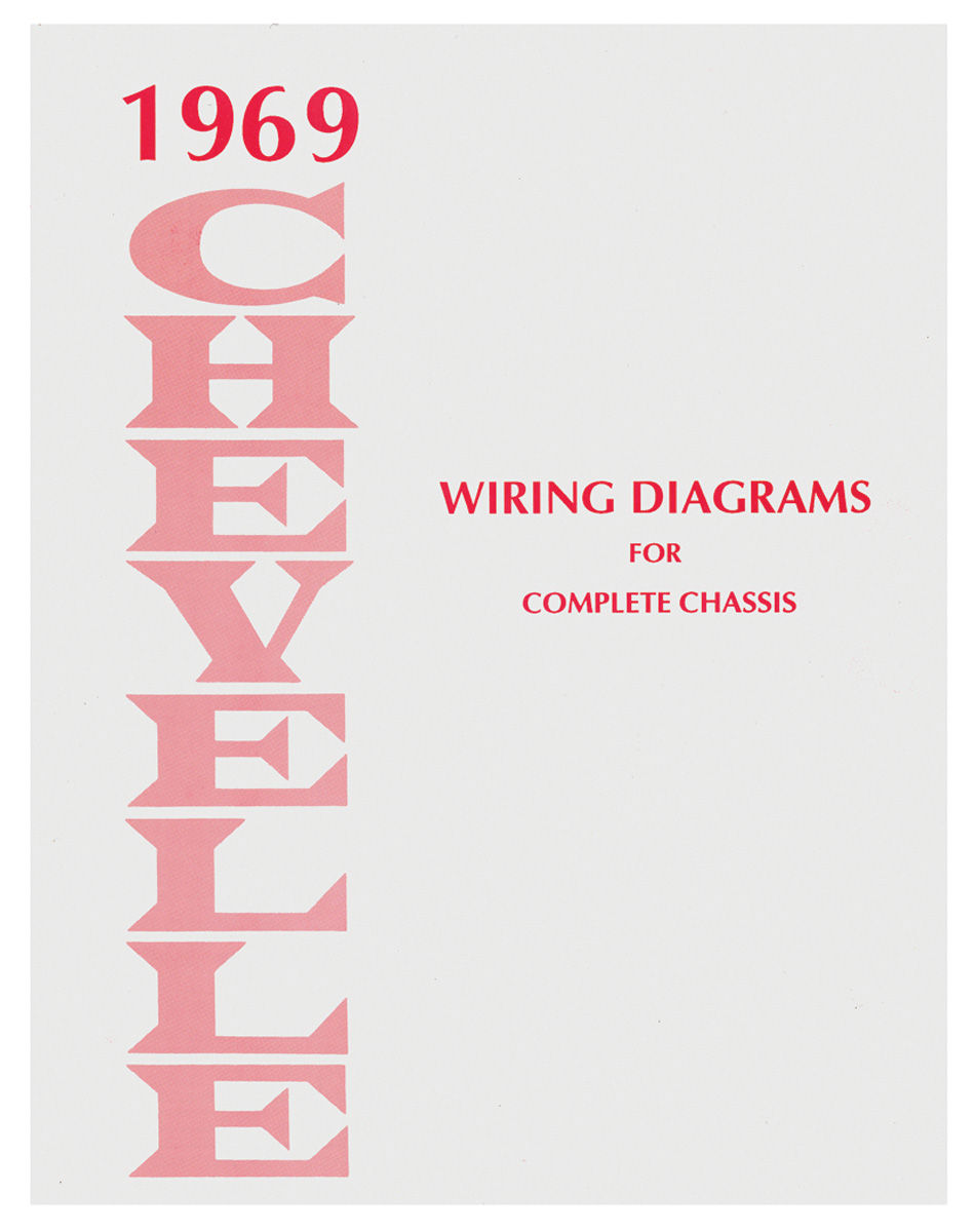 1969 Chevelle Wiring Diagram Manuals OPGI – 1969 Chevelle Wiring Diagram