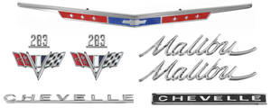 Complete Nameplate Kits