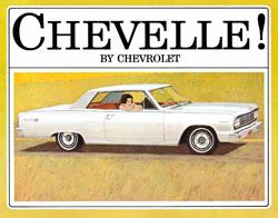 Chevelle Parts & Accessories @ OPGI com