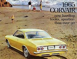 1963 corvair brake parts