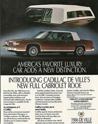 Cadillac DeVille Parts & Accessories @ OPGI com