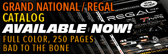 Get your Free Buick Grand National & Regal Parts Catalog