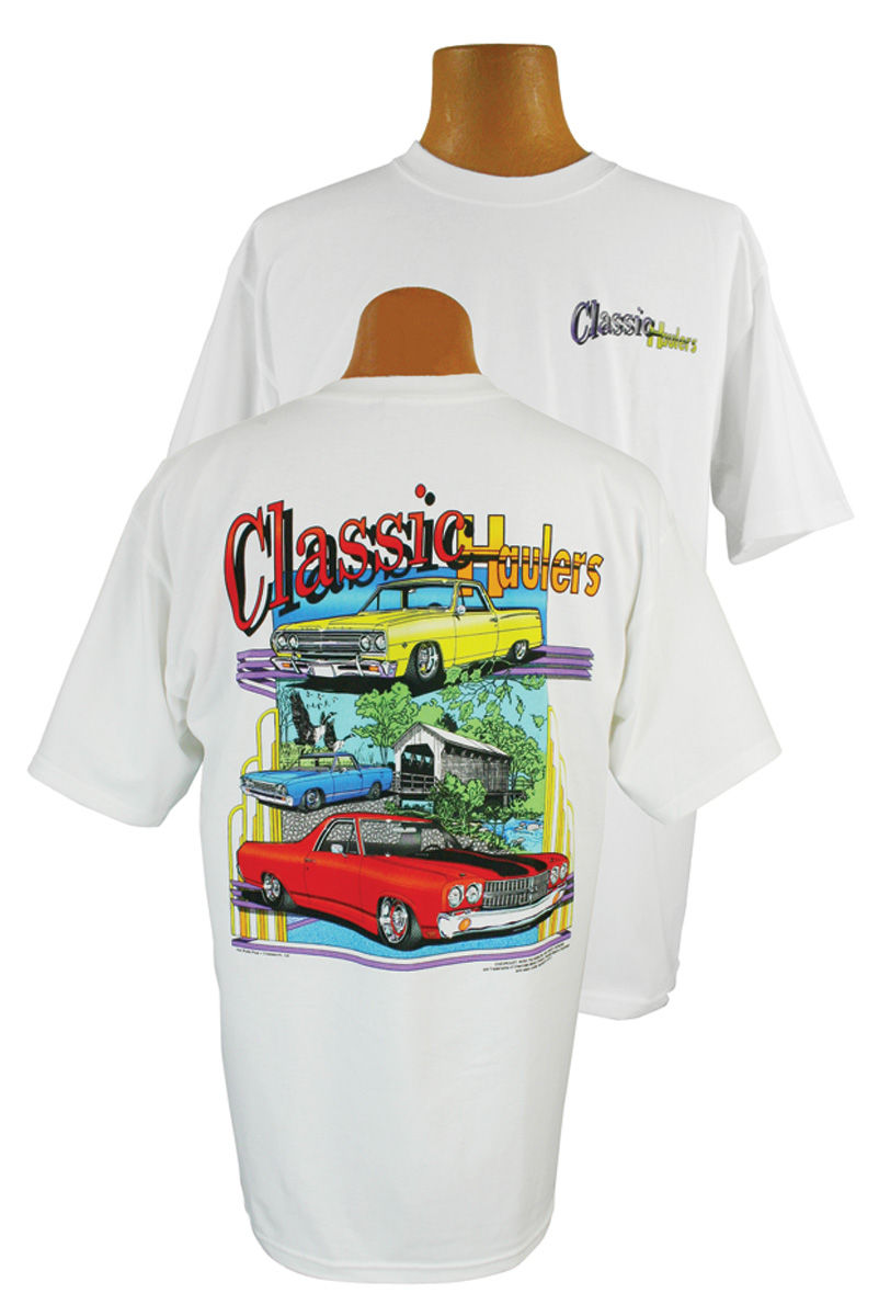 "Tee-Shirt, El Camino, ""Classic Hauler"""