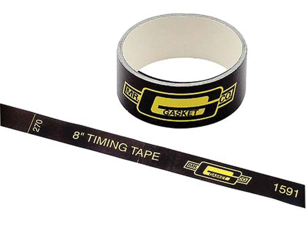 "Timing Tape, 8"", Chevrolet"