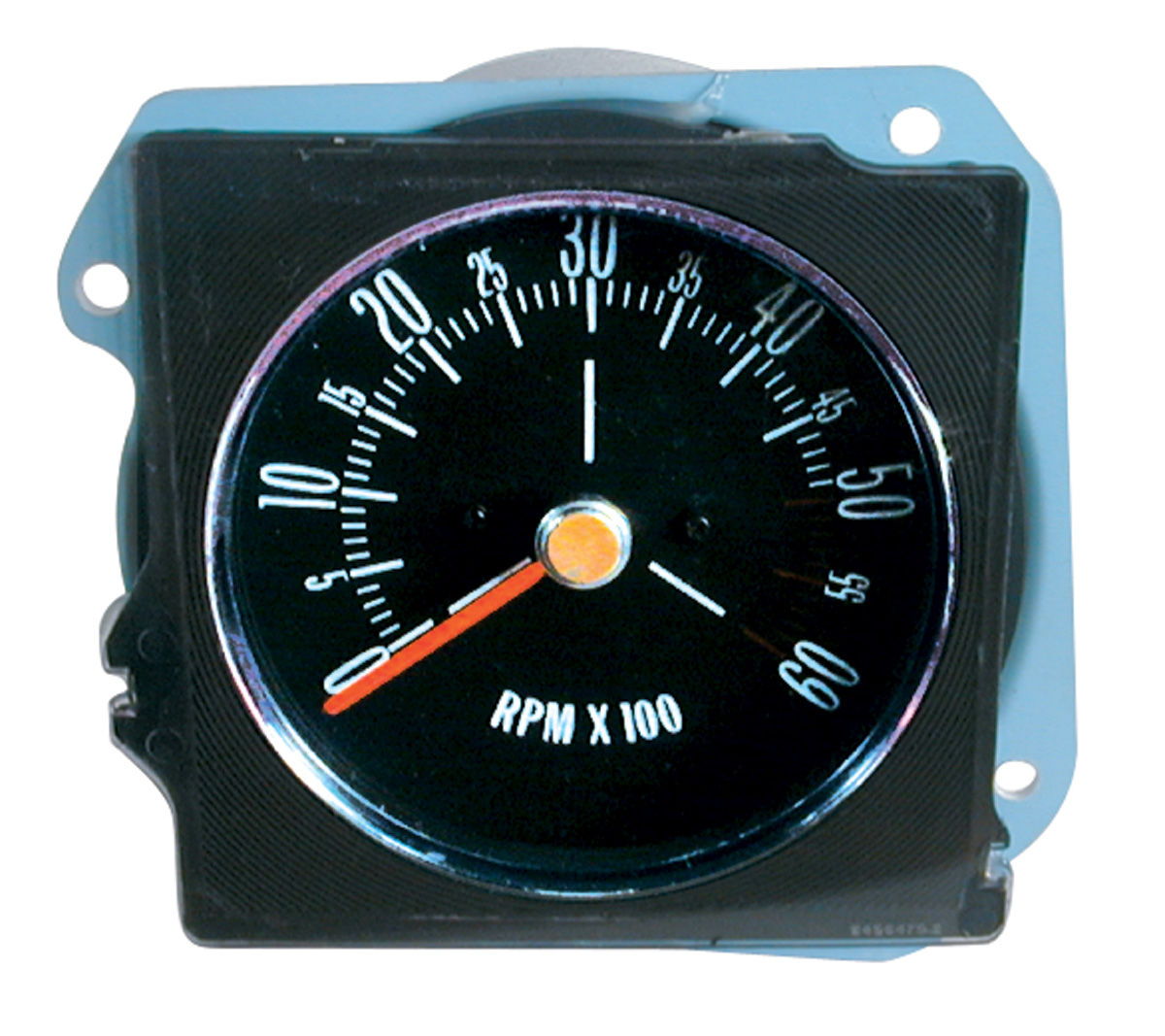 Tachometer - 1970-72 Skylark, In-Dash w/Flat Lens