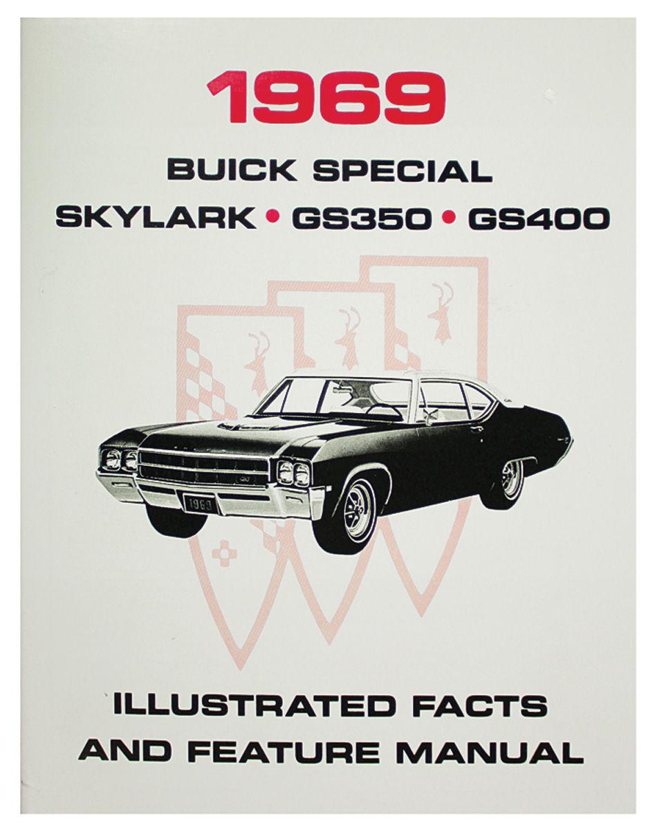 Service Manuals for 1969 Skylark @ OPGI.com