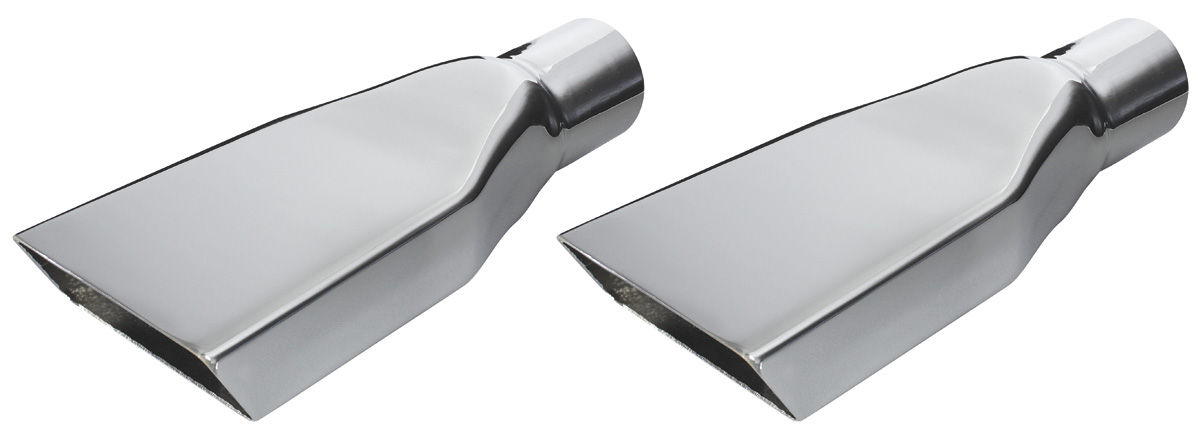Exhaust Tips, 1970-72 Skylark N-25