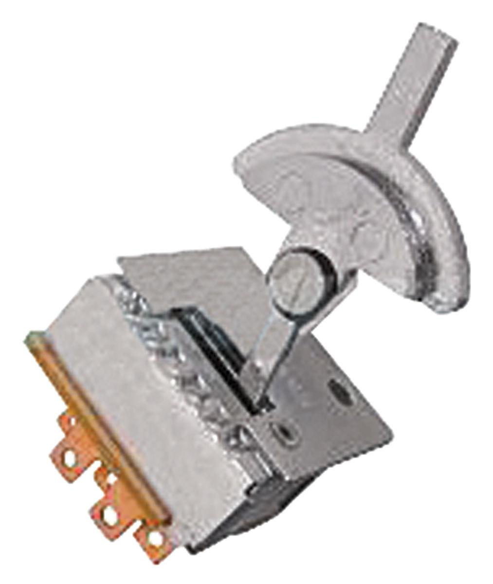 Blower Motor Switch, 1964-66 Skylark, w/o AC
