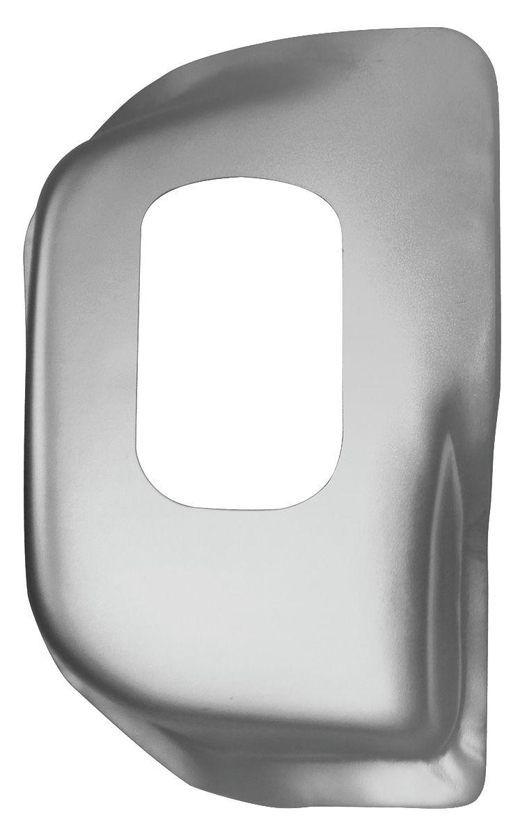 Tunnel Plate, Steel, 1967 Pontiac A-Body
