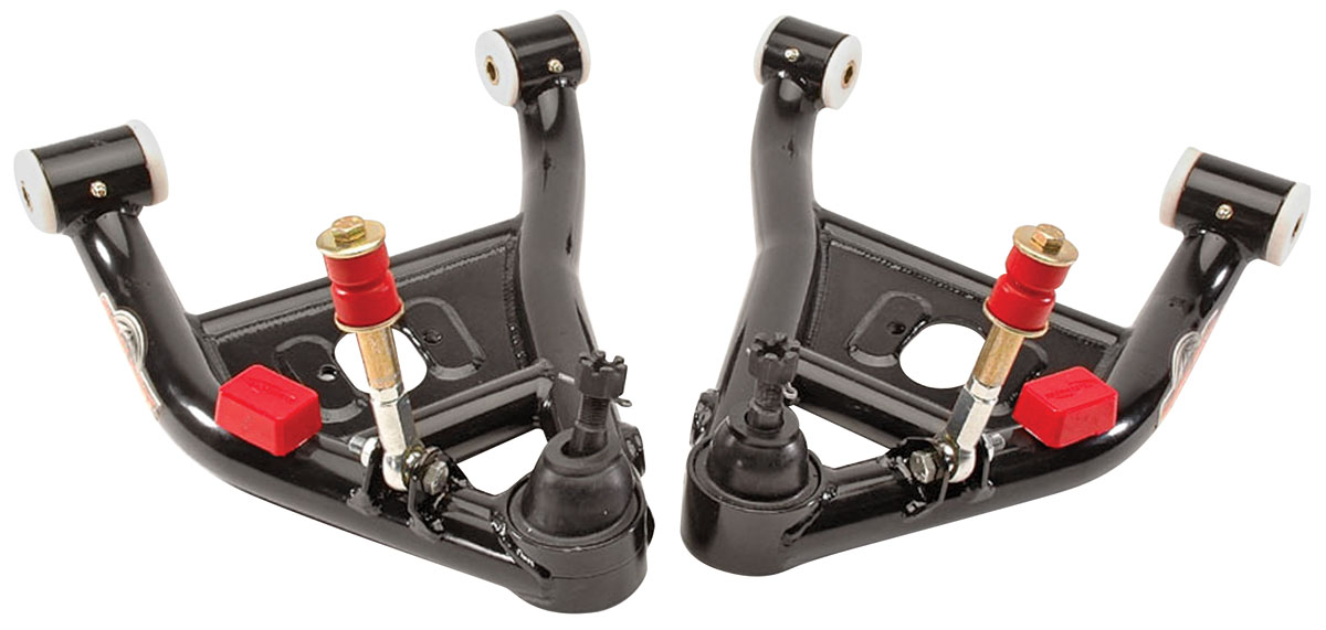 Control Arms, Front Lower, 1978-88 G-Body, w/ Coil Overs, w/ Del-A-Lum Bushings