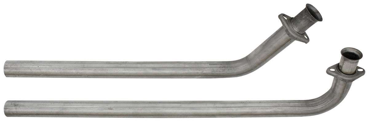 Downpipes, Exhaust, Pypes, 1978-87 G-Body, w/ 2-Bolt Flanges