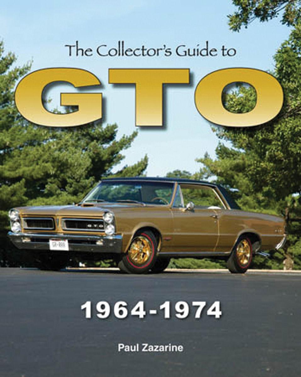 Book, GTO Collector's Guide